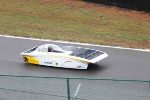 Covestro continues to support solar electric car success