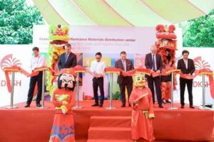 DKSH opens speciality chemicals distribution centre in Vietnam