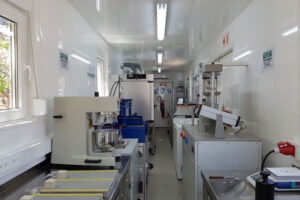 Wacker launches first mobile laboratory in South Africa